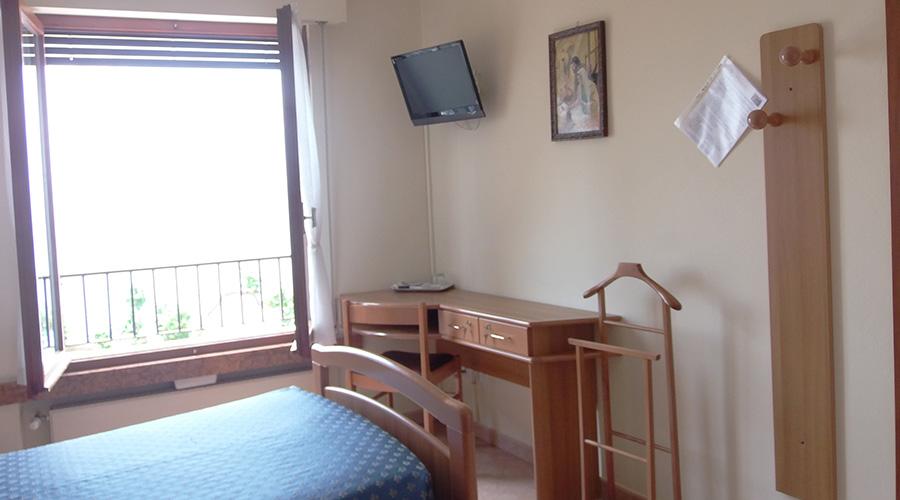 Einzelzimmer Suite see